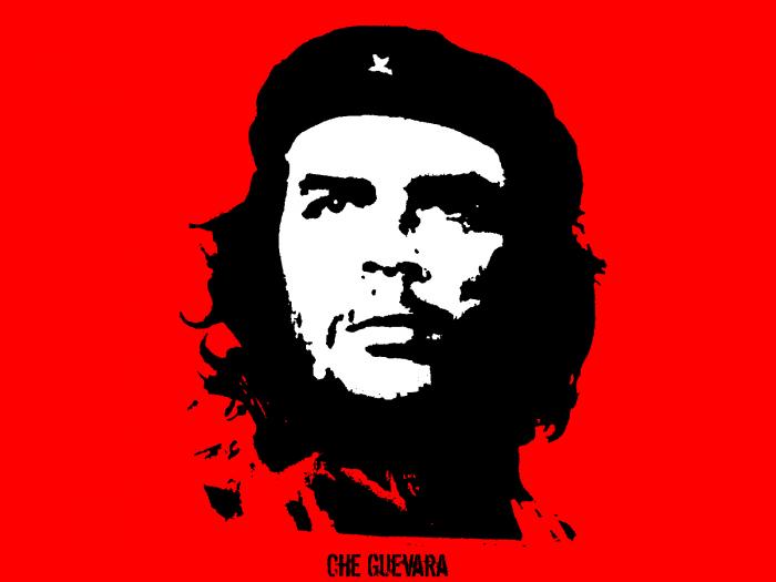 Nejslavnější fotka levicového teroristy a vraha vznikla v roce 1960