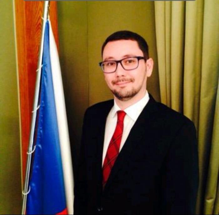 Viceprezident Jiří Ovčáček