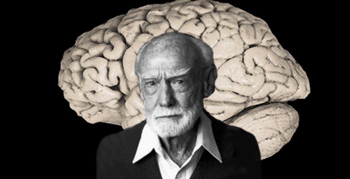 Americký neurovědec Roger Woolcott Sperry (1913 – 1994)