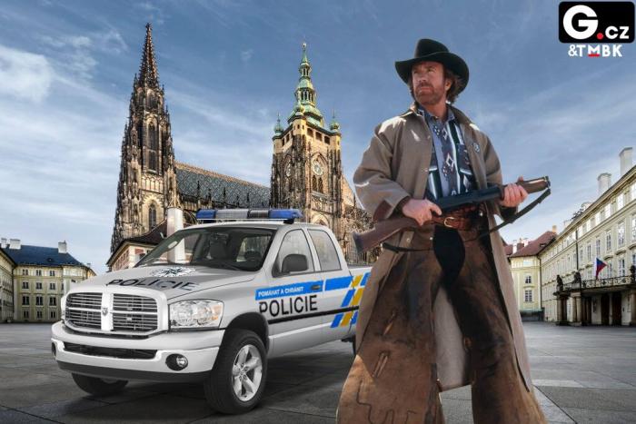 Věděli jste, že Praha je i město v Texasu?