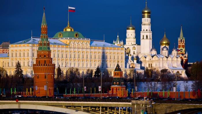 Kreml – centrum teroristického státu