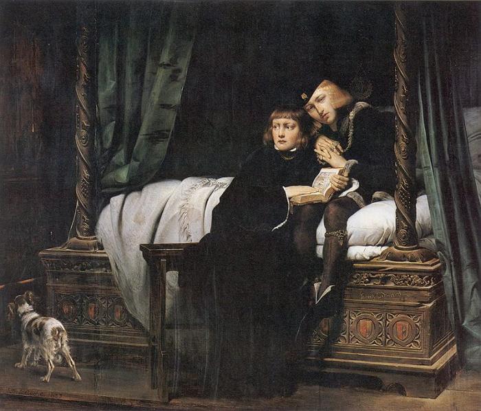 Tihle mladí princové beze stopy zmizeli z londýnského Toweru. O 200 let později se pod budovou našly dvě malé kostry.