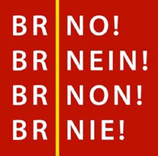 """Řekni Brnu """"NE!"""""""
