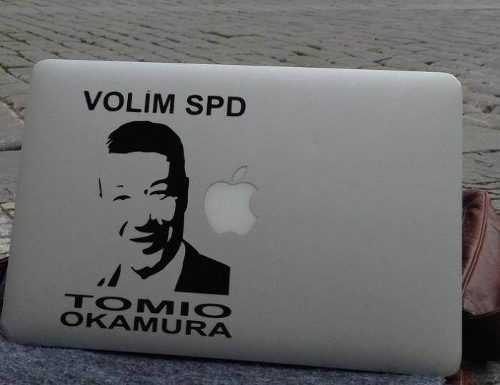 Nová samolepka SPD zrychlí výkon vašeho počítače.