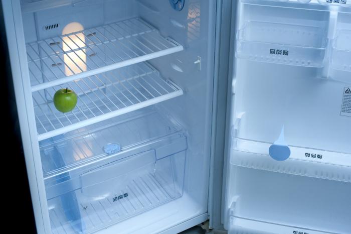 Prázdná lednička nás děsí, i když je za rohem supermarket plný jídla