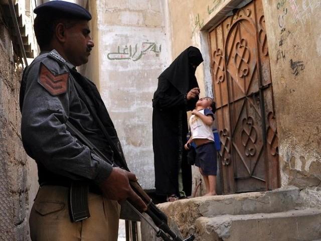 Ne každý pákistánský policajt je správňák.