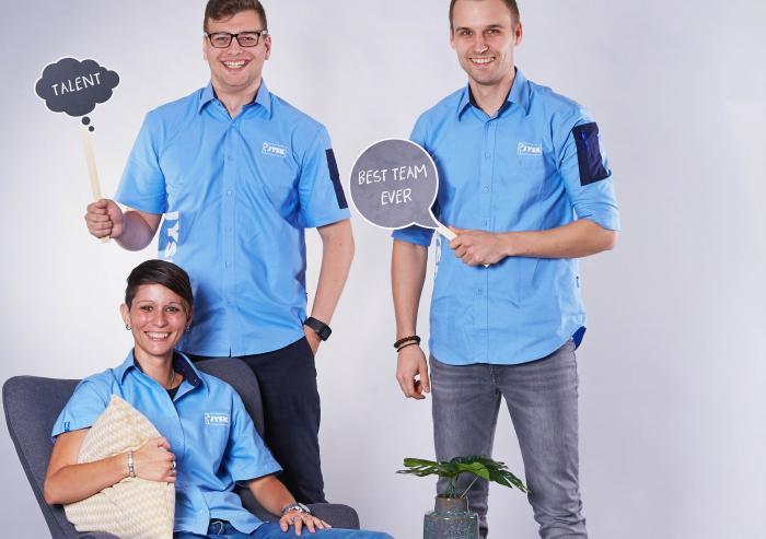 Dobrý šéf musí umět i vytvořit v týmu pozitivní atmosféru, připomíná Jan Bek z JYSK