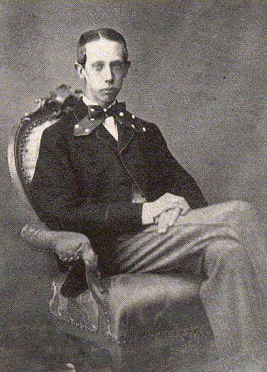 Ludvík Viktor jako nejmladší ze sourozenců byl maminčiným mazánkem přezdívaným Luzivuzi.