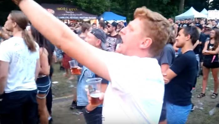 Burani útočí! Čeští pivní rockeři opět ukázali, že s kvalitní hudbou si na ně jen tak někdo nepřijde.