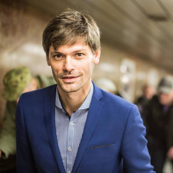 Marek Hilšer je ze všech prezidentských kandidátů nejmladší.