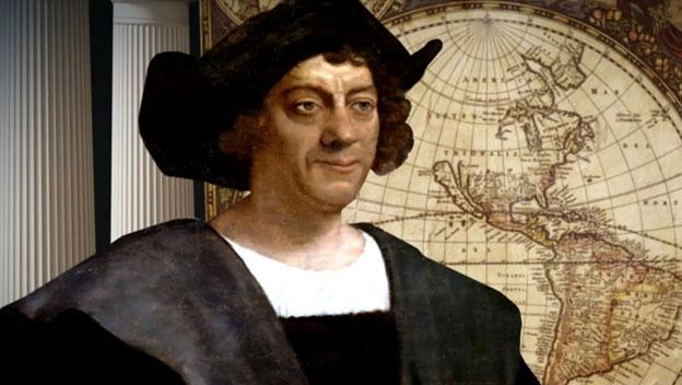 Kryštof Kolumbus dokázal objevit Ameriku, aniž by v ní kdy byl.