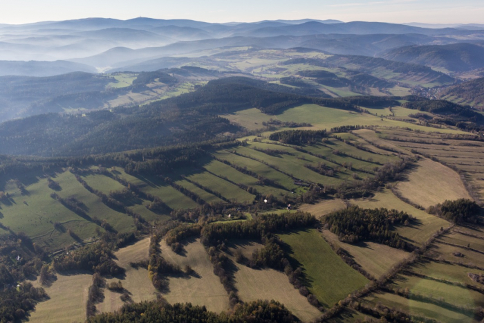 Bruntálsko - turisticky téměř neznámá a přitom jedna z nehezčích částí Česka.