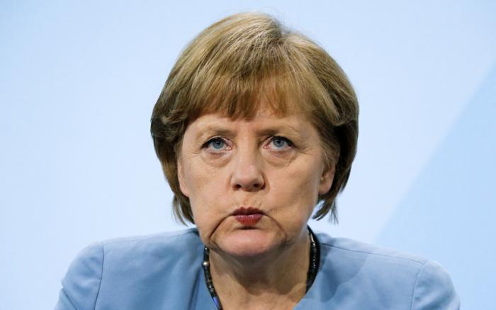 Kdyby Angela doma raději žehlila prádlo, nemuseli jsme mít teď za každým rohem imigranty