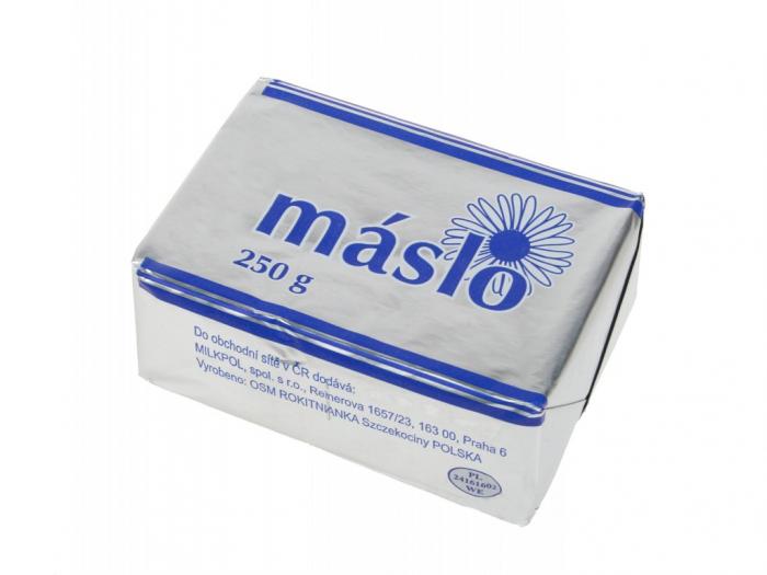 Máslo je nové plastová víčka. Lidé sbírají máslo na nemocné děti po celé republice