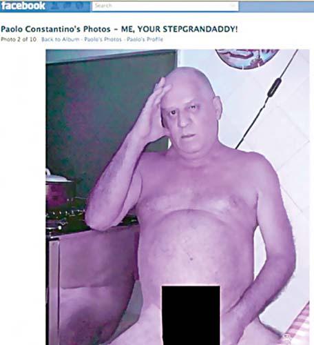 Tohle je Karel. Karel je pedofil. Karel miluje facebook. Karel jenom přihlíží. Karel nedělá nic nezákonného. Nekontaktuje malé holčičky. Jenom čeká na další fotku Honzíka ve vaně