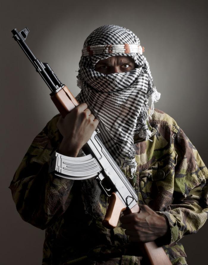 Islamista Abdul. Posbírej deset Islamistů a založ si svou vlastní spící buňku