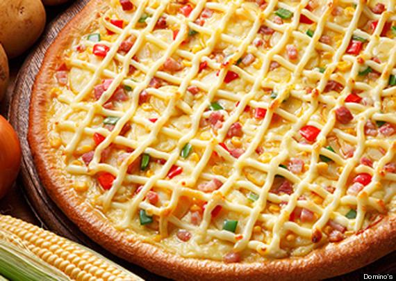 Pizza s majonézou je v Japonsku na denním pořádku