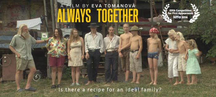 Anglický plakát na film Stále spolu