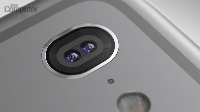 Upravený senzor bude blíž čočce, což zmenší celý optický modul
