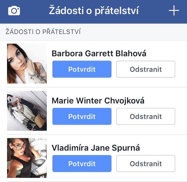 Vypadají taky vaše žádosti o přátelství na Facebooku takto? Falešné pornoprofily momentálně obtěžují uživatele po celém světě.