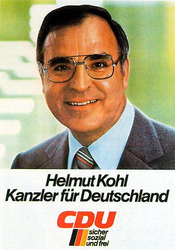 Kohl byl v politice vždy velkým dříčem, který dělal věci naplno. To ho vyneslo do nejvyšších pater politiky, když se v roce 1982 stal spolkovým kancléřem.