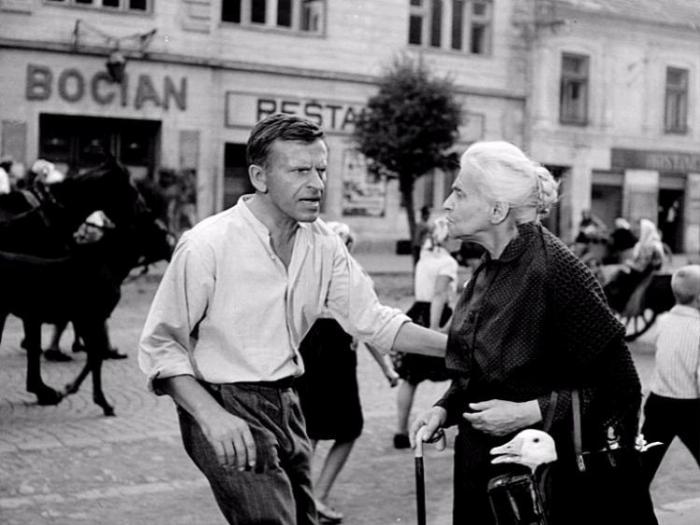 Fantastické herecké výkony Jozefa Kronera a Idy Kamińské spolu se silným příběhem z fašistického Slovenska udělaly z Obchodu na korze první československý oscarový film.