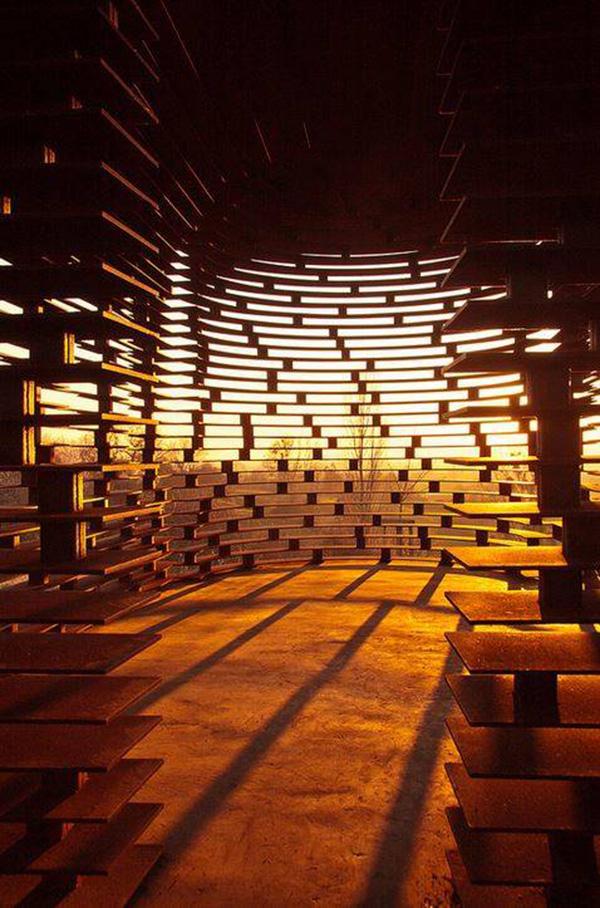 Nejkrásnější oltář...