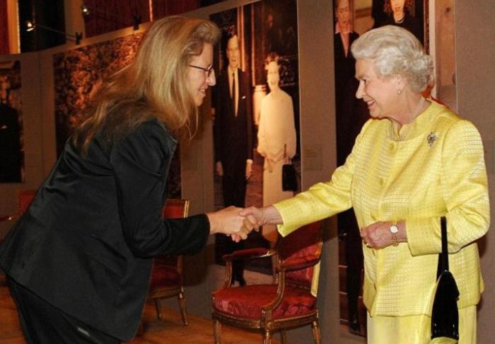 Annie Leibovitz si zakládá na blízkém vztahu s těmi, které fotí. I s britskou královnou Alžbětou.
