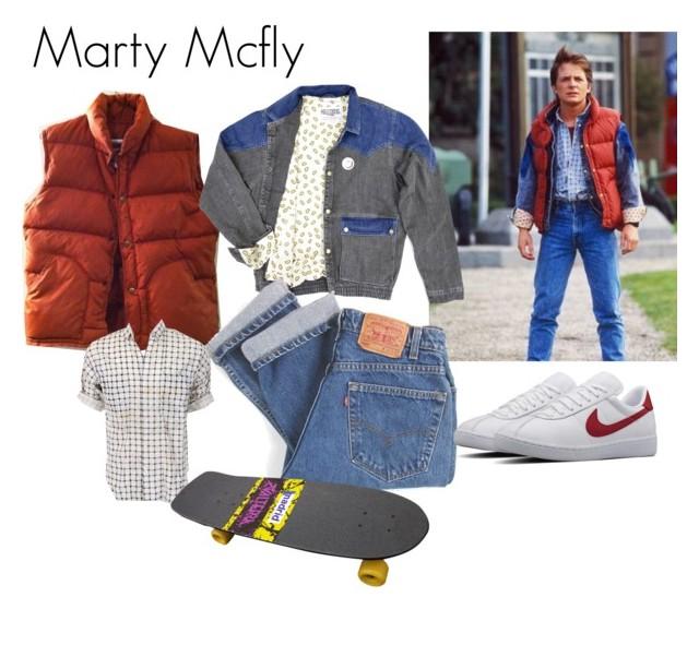 Product placement od levi`s se objevil i ve filmu Návrat do budoucnosti, kde oblíbené jeany nosil Marty McFly.