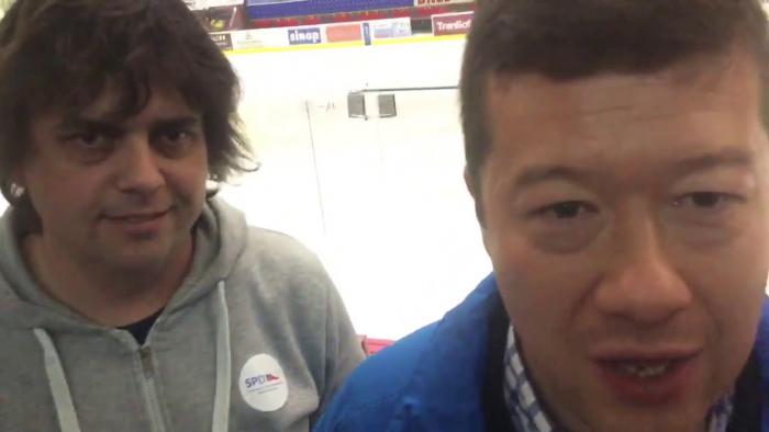 Na zimní Olympiádu se Okamura připravuje s celým týmem. Mimo jiné i se svým poskokem a rozbrušovačem Mílou Roznerem