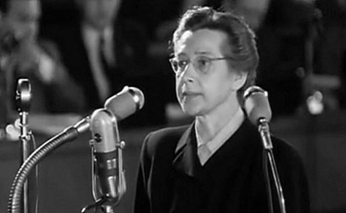 Kromě velké demokratky byla Milada Horáková též zapálenou feministkou a celoživotně bojovala za ženská práva.