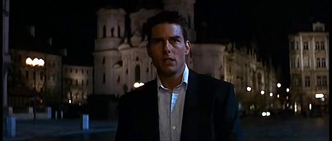 Tom Cruise se ve filmu procházel po Praze hned dvakrát