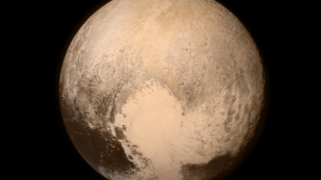 Díky sondě New Horizons se Pluto stalo nejpopulárnější bývalou planetou všech dob.