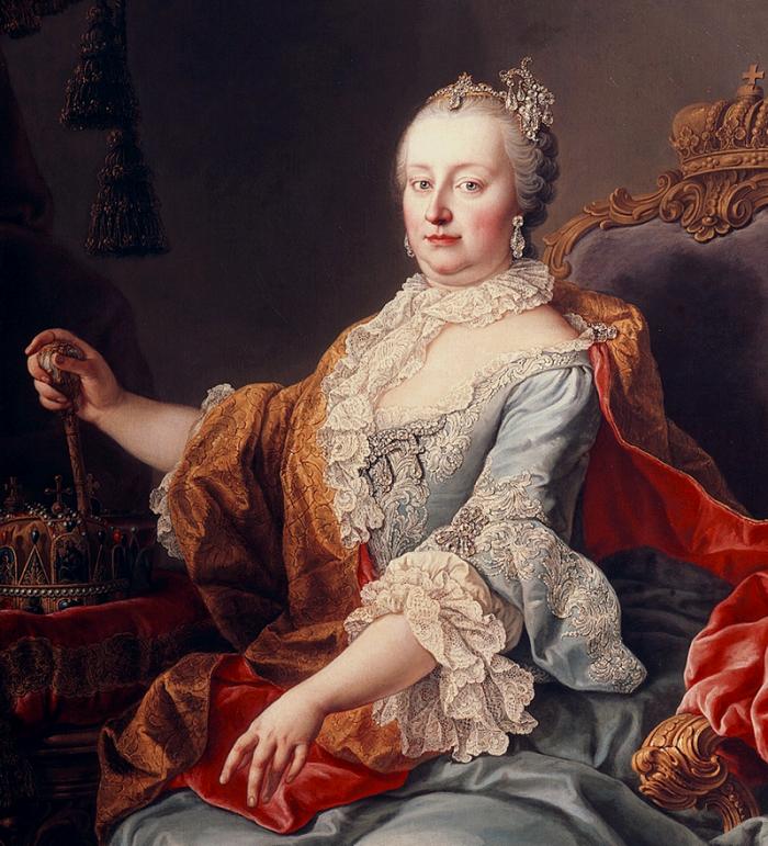 Od dob Marie Terezie se změnila nejen móda.