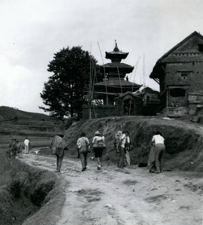 Vysokohorská turistika v Nepálu v polovině 60. let
