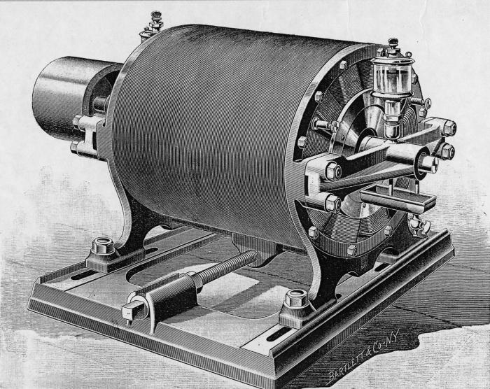 Teslův elektromotor