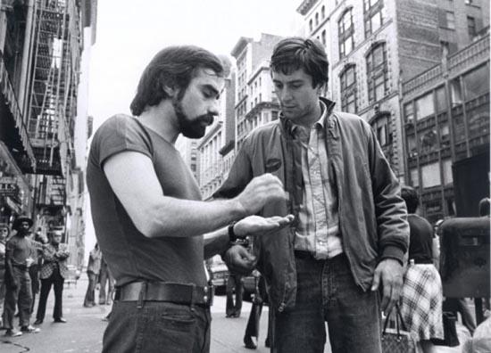 Po Zuřícím býkovi, Goodfellas a Casinu se jedná o čtvrtou spolupráci mezi DeNirem a Scorsesem