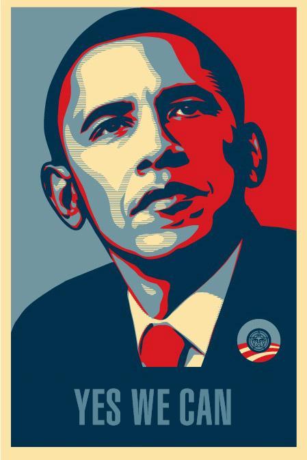 Obamova úspěšná prezidentská kampaň byla důkazem toho, že Amerika se změnila natolik, že může mít ve svém čele černocha. Obama tak dal naději milionům Afroameričanů.