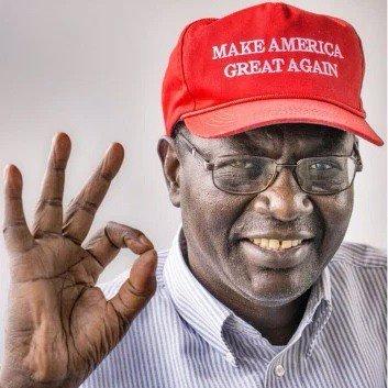 Starší bratr Baracka Obamy Malik je velkým fanouškem Donalda Trumpa. Holt sourozenci ne vždy mají stejné názory.