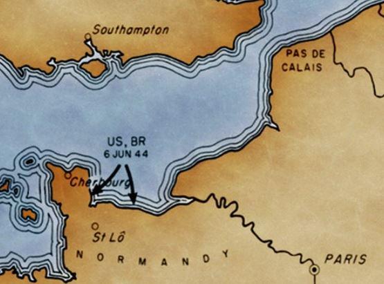 Cílem spojenců bylo úplně odvést pozornost od Normandie a přesvědčit nacisty, že k vylodění dojde poblíž 400 km vzdáleného Calais.