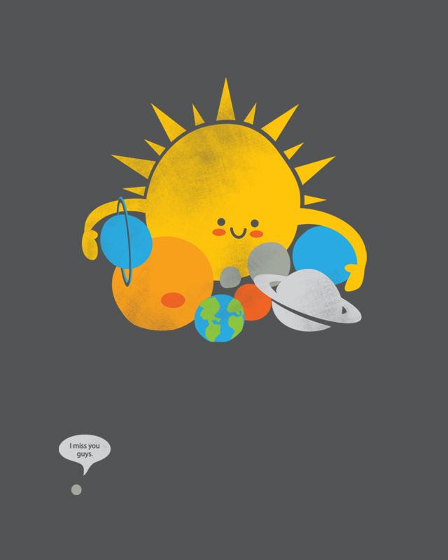 Nepochybujeme o tom, že Plutu se potom být planetou stýská.