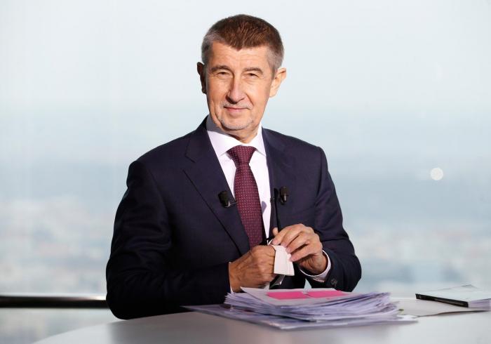 Jmění Andreje Babiše za rok vzrostlo o 18 miliard korun, umístil se na druhém místě.