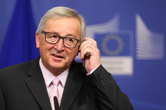 Předseda Evropské komise Jean Claude Juncker