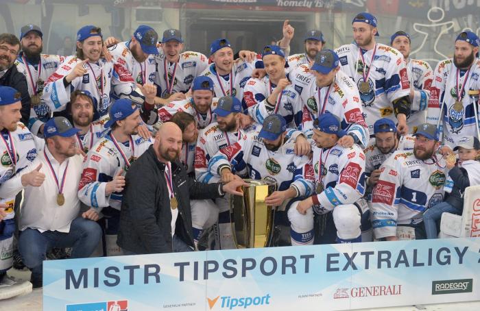Brněnská Kometa se zaslouženě stala mistry ligy. Jen to nebylo podvanácté, ale poprvé.