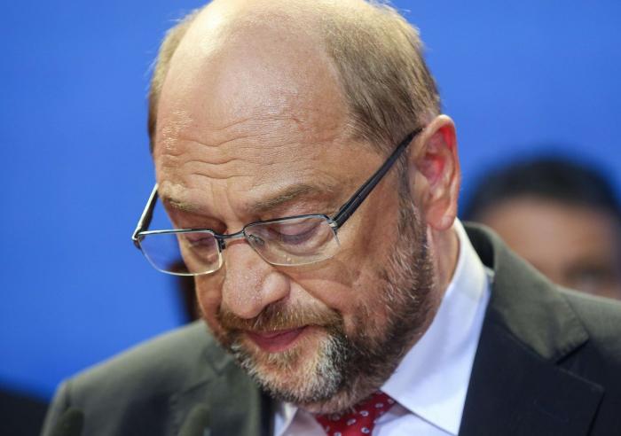 Pro sociální demokraty a hlavně Martina Schulze znamenaly volby debakl. SPD nyní po letech zasedne v opozici.
