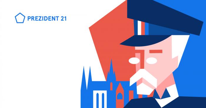 Projekt Karla Janečka, který nese název Prezident 21, se dlouhodobě a pečlivě věnuje volbě českého prezidenta na základě nového volebního systému, který funguje na principu kladných a záporných hlasů.