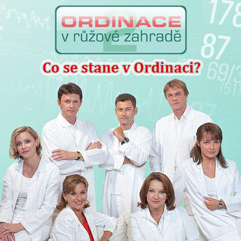 Co se stane v Ordinaci? No stane se tam toho děsně moc a vlastně zároveň vůbec nic. To má český divák rád.