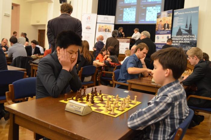 Thai Dai Van Nguyen patří mezi největší české šachové naděje