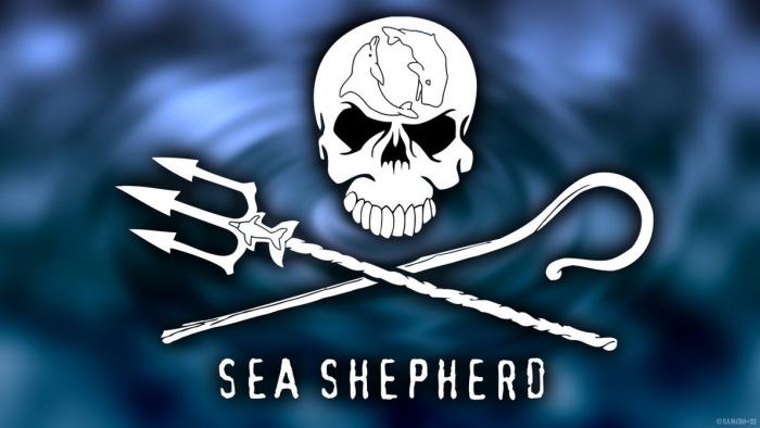 Znak Sea Shepherds