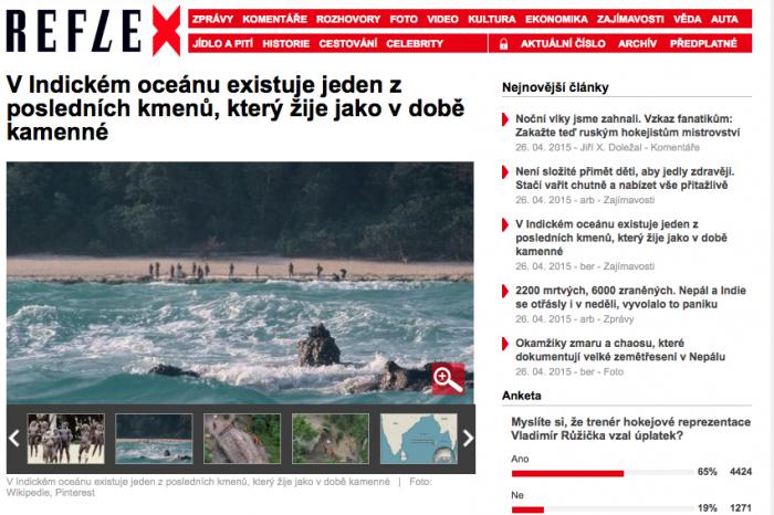 Článek z www.reflex.cz